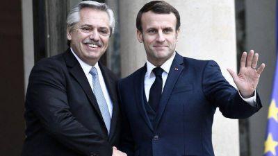 Alberto Fernández hace una gira relámpago por Europa para fortalecer su estrategia de negociación ante el FMI