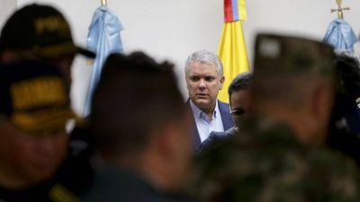 El gobierno de Colombia cruzó fuerte a Alberto por denunciar la violencia contra manifestantes