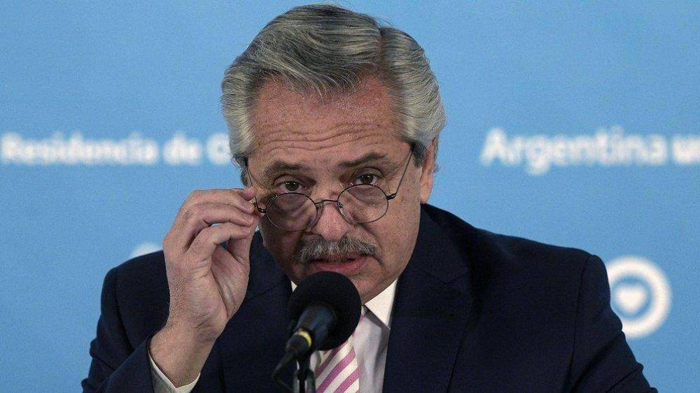 Alberto Fernández define en Olivos una ley de Pandemia para tener consenso político y evitar la intervención de la Corte