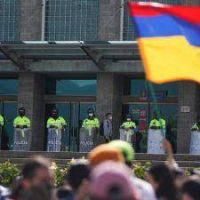 Protestas en todo el país y una represión