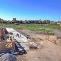 En San Fernando construyen un nuevo Centro de Servicios y Espacios Públicos