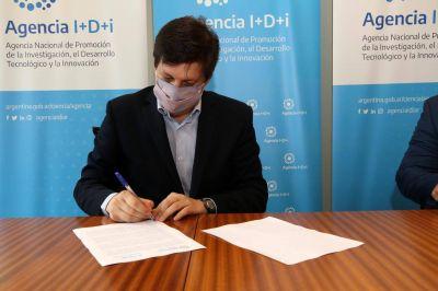 Se firmó un acuerdo con Acumar para desarrollar proyectos de tecnología en control y recomposición ambiental