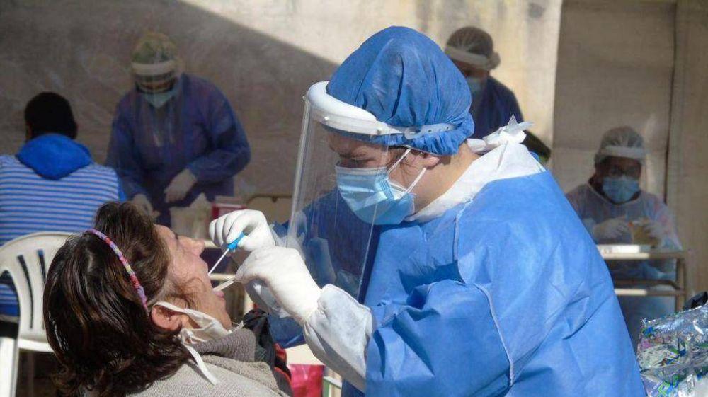 Coronavirus en Córdoba: 10 muertes y 1.554 nuevos contagios este viernes