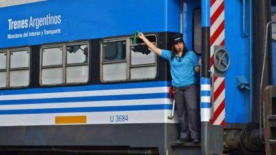 Trabajadores ferroviarios acordaron un aumento salarial del 37,5% y un bono de $15.000