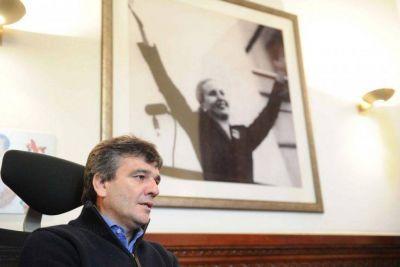 Zabaleta fue elegido nuevo interventor del PJ de Corrientes