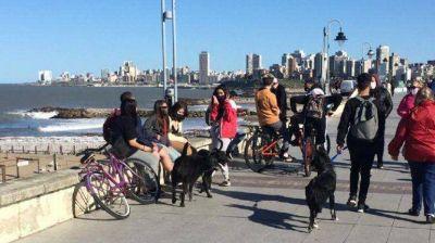 Mar del Plata sigue en alerta epidemiológica