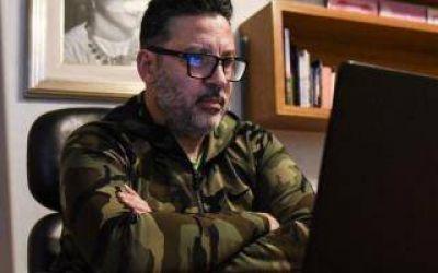 Encuentro virtual del PJ: Menéndez es el nuevo Secretario de Organización y Zabaleta se convierte en interventor en Corrientes