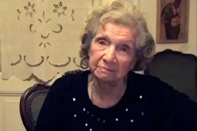 Murió Leonor Von Wernich de Troxler, histórica militante peronista