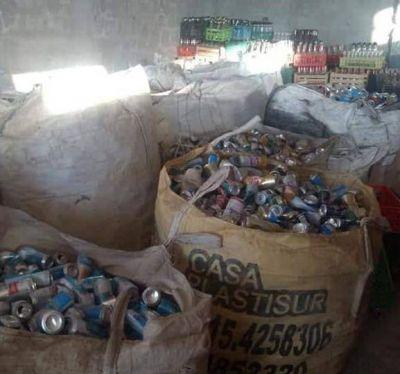 Recuperadores urbanos: su trabajo y el cuidado del medio ambiente en Caleta Olivia