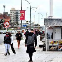 Los contagios de coronavirus bajaron por segunda semana seguida en Mar del Plata