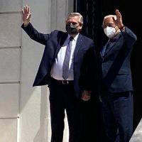 El presidente Alberto Fernández se reúne con el premier Antonio Costa y cierra su visita a Portugal