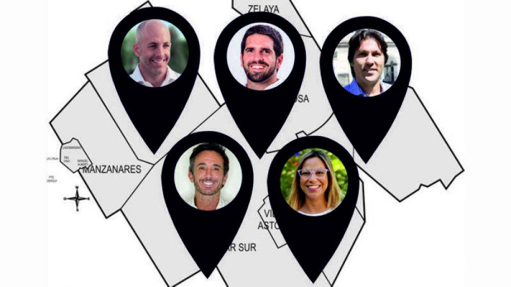 Quién es quién: el GPS de la interna de Juntos por el Cambio