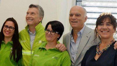 """Para Grindetti, """"no hay duda de que el líder natural es Mauricio Macri"""" en JxC"""