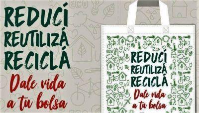 Ya rige en Quilmes la prohibición para el comercio del uso de bolsas de plástico y de todo material no biodegradable