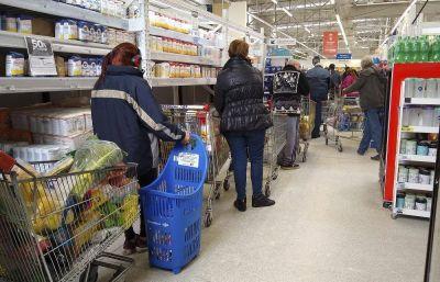 Los alimentos de la Canasta Básica aumentaron 2413% en 10 años