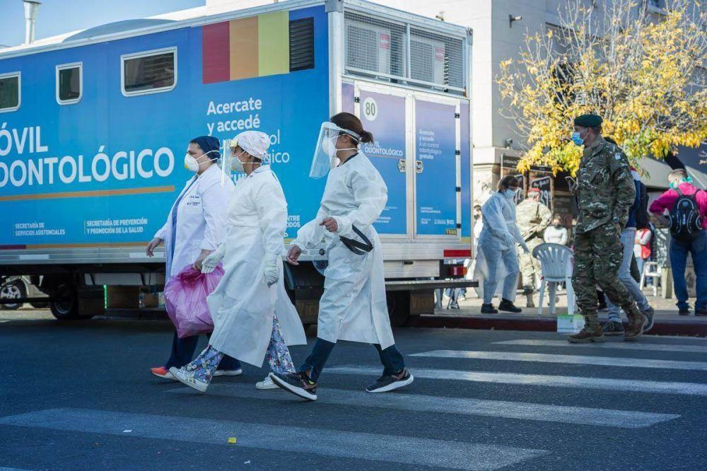 Córdoba acumula más de 240 mil casos de Covid desde el inicio de la pandemia