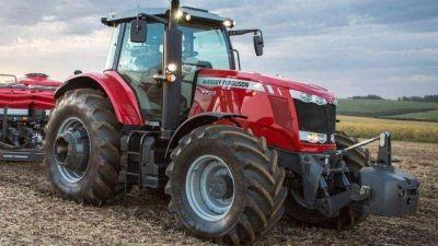 La venta de maquinaria agrícola aumentó considerablemente en la Provincia de Córdoba