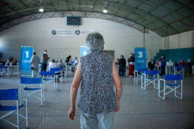 Río Cuarto llegará a los 40 mil vacunados contra el Covid-19