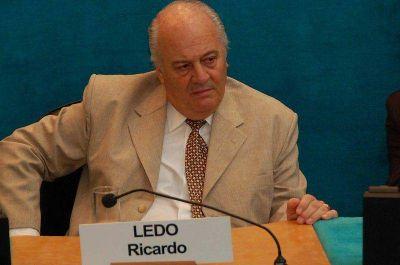 Condolencias por el fallecimiento del ex legislador Ricardo Ledo