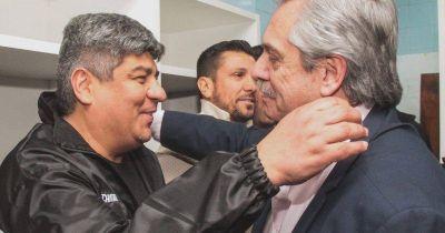 """Moyano pidió """"mantener la unidad para que no vuelva nunca más la derecha"""""""