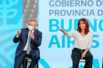 Alberto, el equilibrista: toma aire con Guzmán en Europa mientras que Cristina ¿toma el poder?