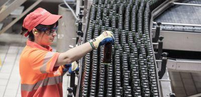El mercado ibérico lidera la caída de ventas de Coca-Cola EP hasta marzo