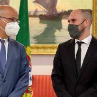 La solución portuguesa al problema del FMI que entusiasma a Guzmán