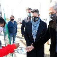 Merlo | Ferraresi y Menéndez entregaron viviendas del Procrear