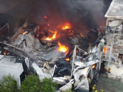 Incendio Bimbo: Fauppa se pone a disposición de los trabajadores y pide el esclarecimiento del hecho