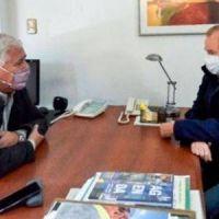 Luz y Fuerza abordó con el gobernador de Entre Ríos la política energética provincial