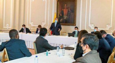 Colombia.Comité Nacional del Paro anuncia nuevas protestas tras fracasar diálogo con el gobierno de Duque
