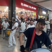 Tensión en una protesta de empleados de Jumbo