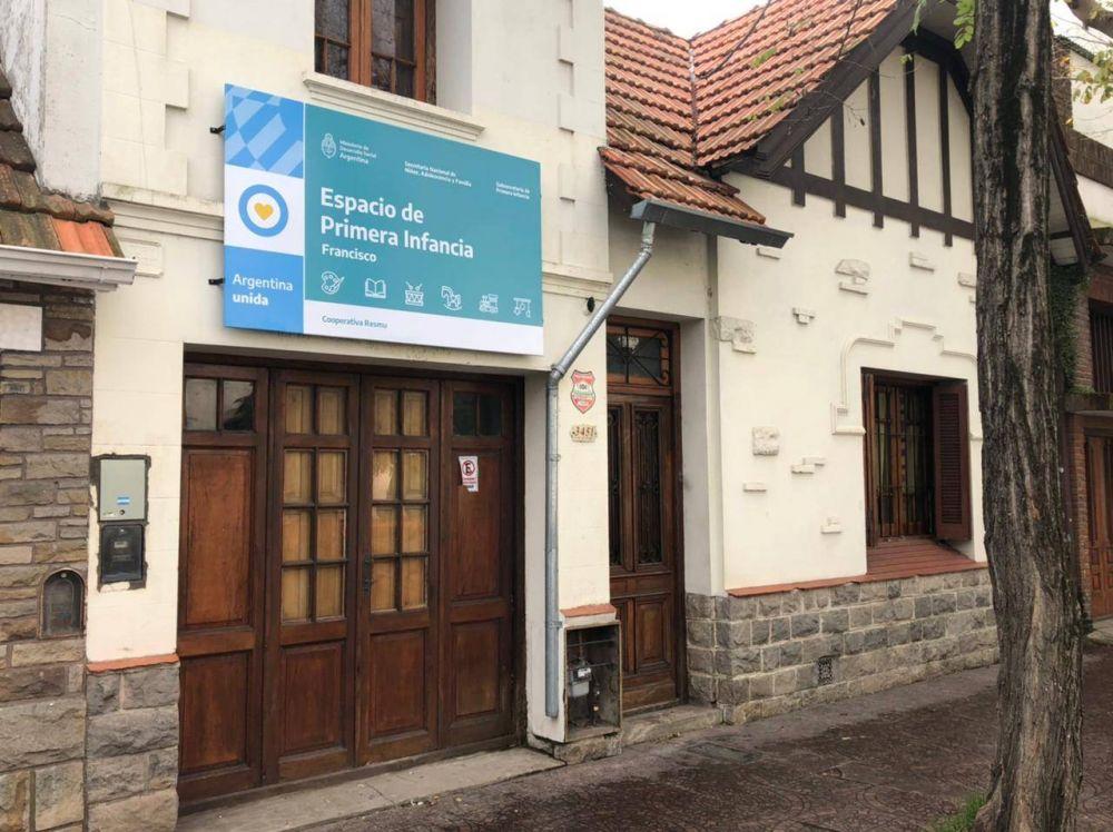 Se abre la preinscripción para el Centro de Desarrollo Infantil Francisco