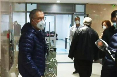 Culminó la operación a Schiaretti en el Allende: en qué consistía la cirugía
