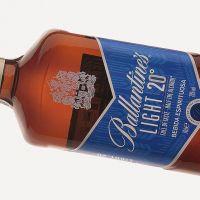 Beefeater y Ballantines light: la mitad de alcohol para favorecer el consumo de tarde