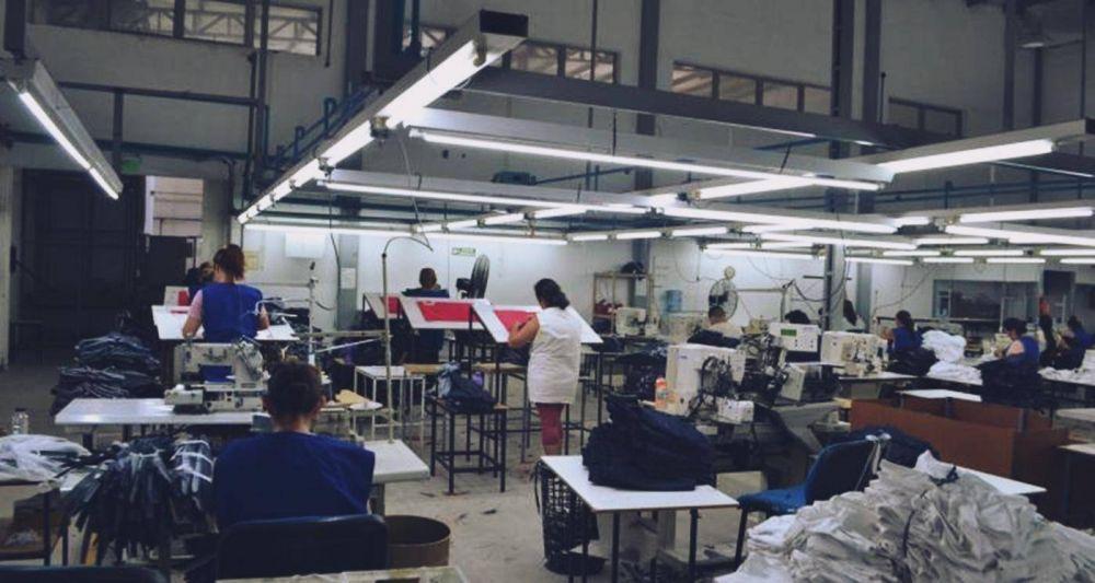 La producción textil se incrementó por encima del 20% y superó niveles prepandemia