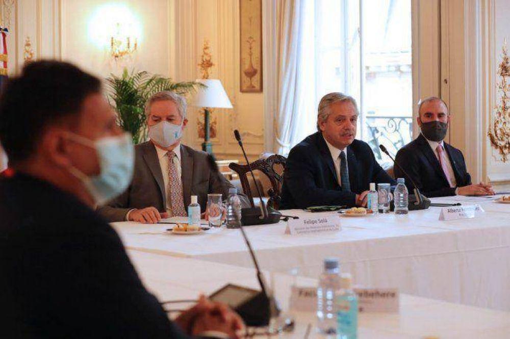 La gira de Alberto Fernández por Europa, día 4: el Presidente en Francia e Italia