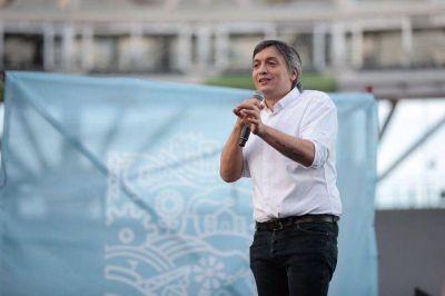 La asunción de Máximo Kirchner en el PJ bonaerense será después de las elecciones