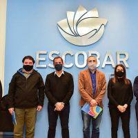 Escobar firmó un convenio para promover acciones laborales para personas privadas de su libertad o liberadas