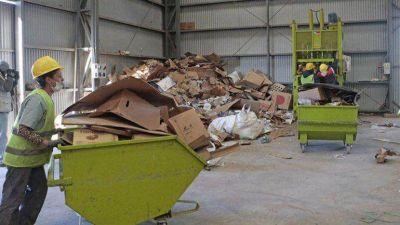Relanzan campaña para reciclar la basura domiciliaria