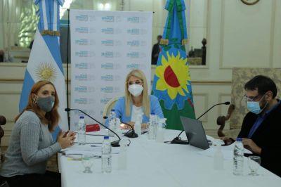 Buenos Aires: Magario, Ruiz Malec y UATRE presentaron plan contra el trabajo infantil