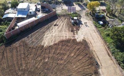 Tratamiento de residuos: Comienza la obra del Ecoparque de Quilmes