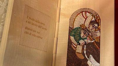 Los regalos entre el Papa y Alberto Fernández