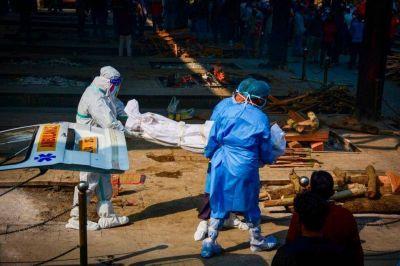 La pandemia de coronavirus
