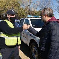Tres de Febrero suma más de treinta móviles policiales para reforzar la seguridad