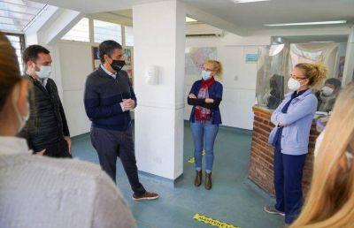 """Jorge Macri, a enfermeros: """"Son un ejemplo de amor y empatía"""""""