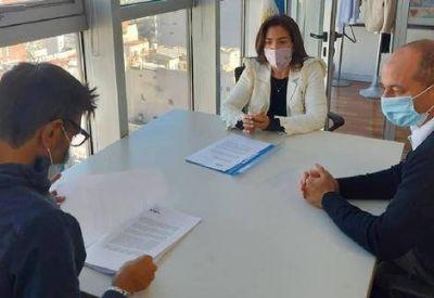 La denuncia por la contratación de Lorenzati en el Municipio llegó al Congreso