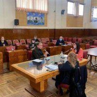 Tras la incorporación de Morro, Montenegro se reunió con el renovado interbloque oficialista