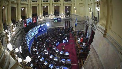 Aprobaron un proyecto que rechaza el avance judicial sobre las facultades del Congreso