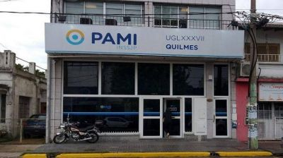 Trabajadores de Pami Quilmes reclaman ser vacunados por ser personal esencial